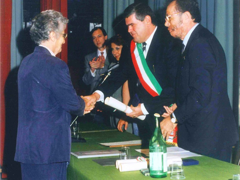1997 Pampuri Alessandro