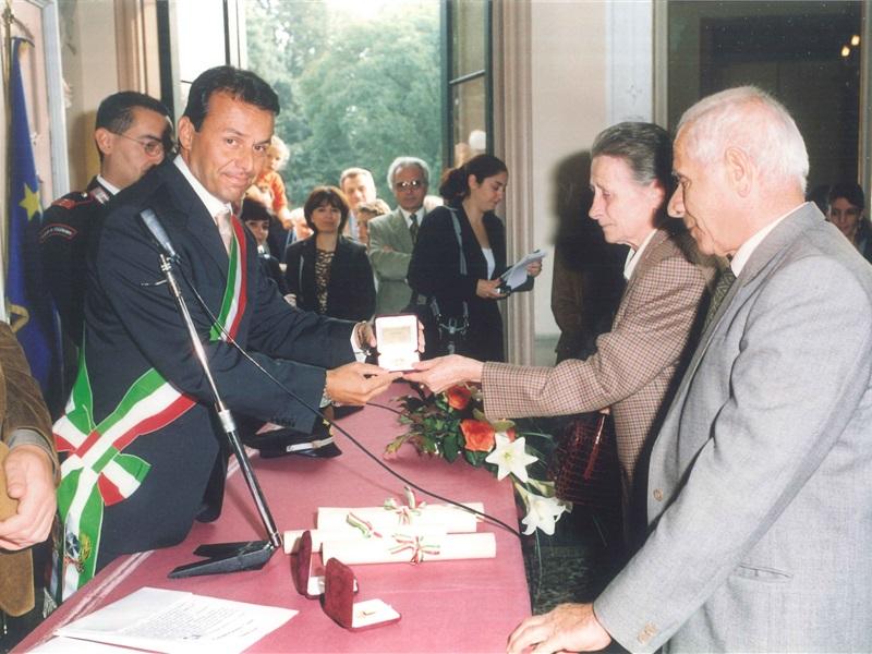 2002 Maggioni Padre Angelo