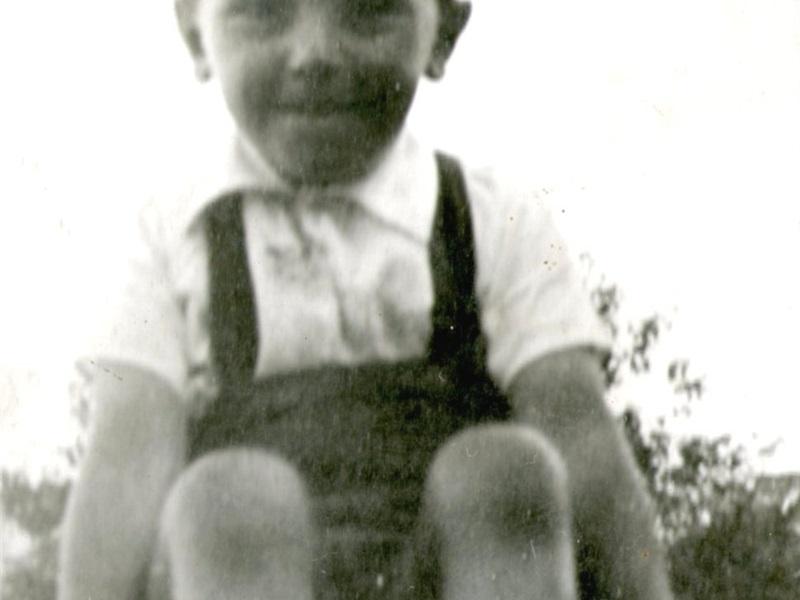 Leonardo Bassani, Ritratto, [1942] Foto Albina Colombo