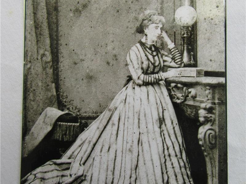 Margherita Trotti Bentivoglio Bassi, 1870ca