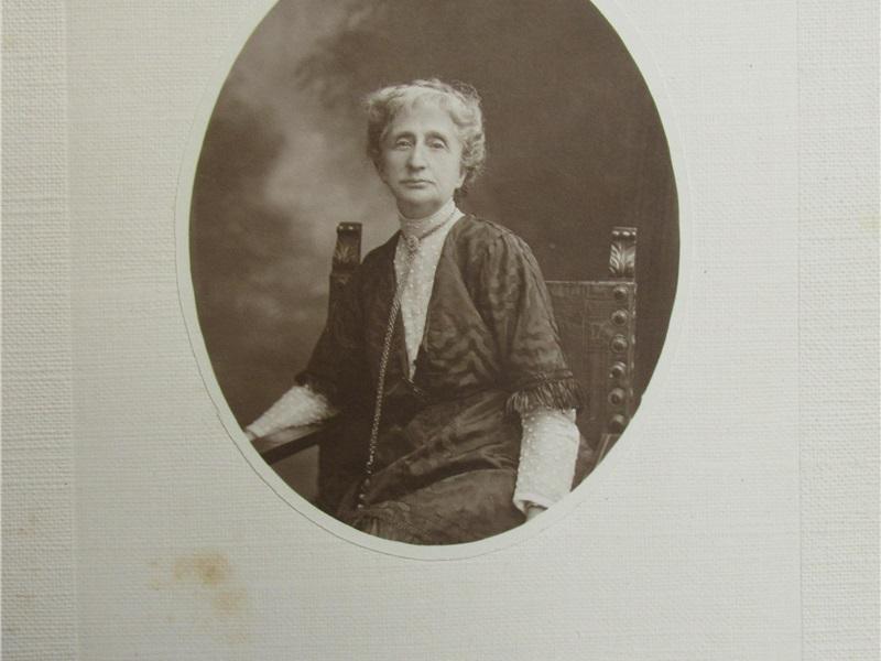 Margherita Trotti Bentivoglio Bassi, 1910ca