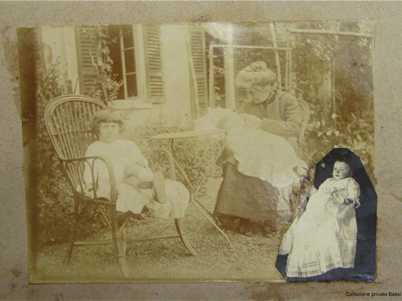 Margherita Trotti Bentivoglio Bassi, 1917
