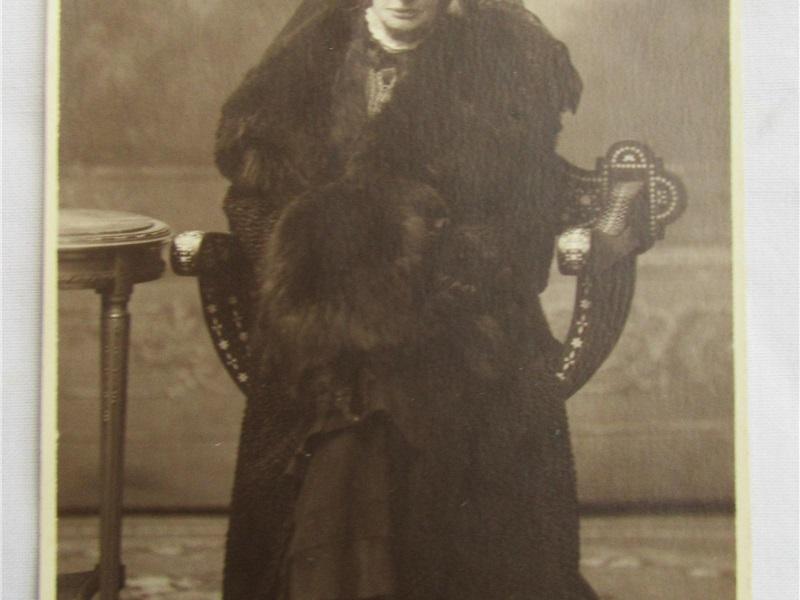Margherita Trotti Bentivoglio Bassi, 1920ca