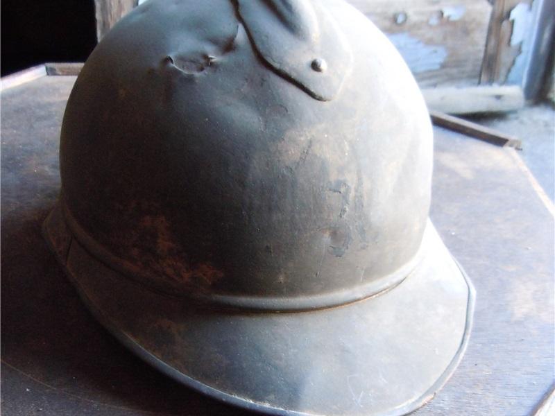 Elmo francese da fanteria ADRIAN M15, 1915