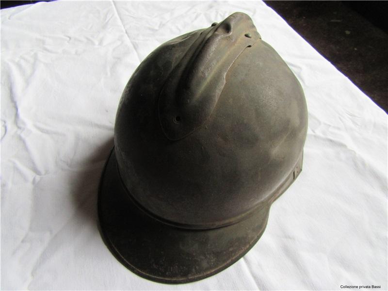Elmo italiano da fanteria ADRIAN M15, 1916
