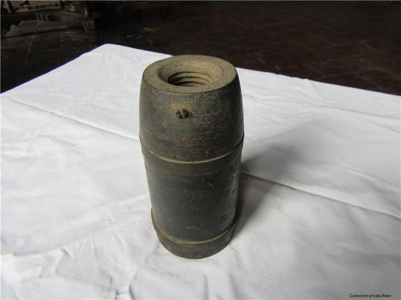 Proietto di granata austriaca 7 cm M99