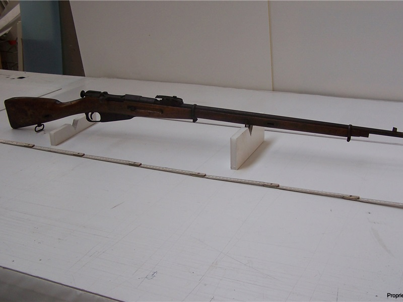 Fucile da fanteria russo Mosin-Nagant M1891, 1899
